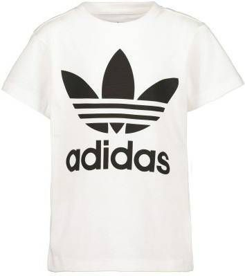 Adidas Originals 3 Stripes California T Shirt Dames Wit Dames