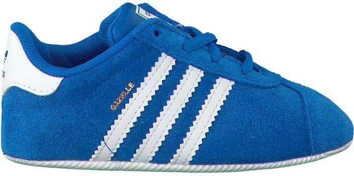 Adidas Originals Gazelle Crib Baby's Blauw Kind