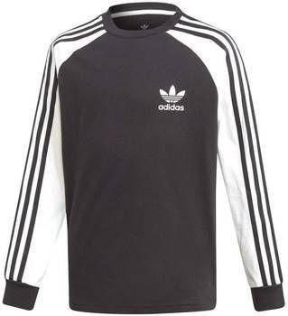 Adidas Originals California Long Sleeve T Shirt Junior Zwart