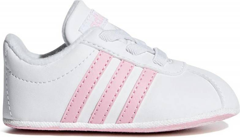 | Lage Sneakers Wit adidas VL Court